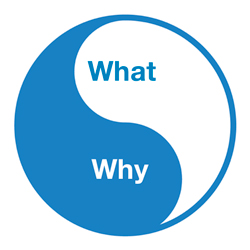 What? vs. Why?