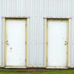 Duplicate doors