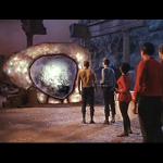Time portal on Star Trek: The Original Series.